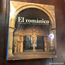 Libros de segunda mano: EL ROMÁNICO. ARQUITECTURA. ESCULTURA. PINTURA - ROLF TOMAN (ED). Lote 159597316