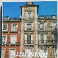 Libros de segunda mano: PLAZAS MAYORES DE ESPAÑA. Lote 159806713