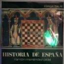 Libros de segunda mano: HISTORIA DE ESPAÑA DE RAMÓN MENÉNDEZ PIDAL. LA ÉPOCA DEL GÓTICO EN LA CULTURA ESPAÑOLA.. Lote 160425710