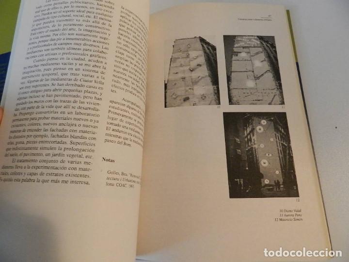Libros de segunda mano: ARQUITECTURA, ART I ESPAI EFÍMER SANTIAGO ROQUETA MATÍAS; JOSEP MARIA FORT I MIR libro arquitectura - Foto 2 - 161321874
