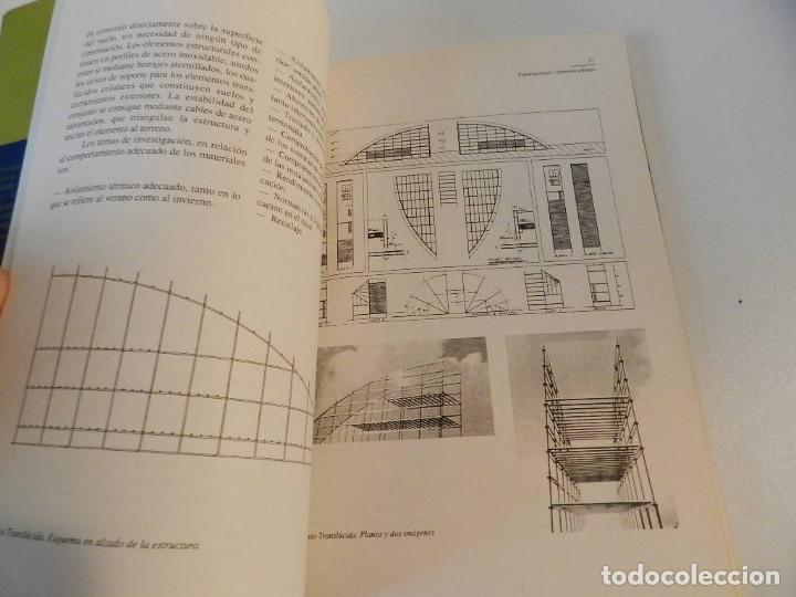 Libros de segunda mano: ARQUITECTURA, ART I ESPAI EFÍMER SANTIAGO ROQUETA MATÍAS; JOSEP MARIA FORT I MIR libro arquitectura - Foto 3 - 161321874