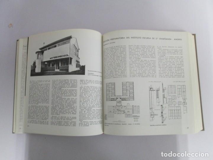 Libros de segunda mano: REVISTA A.C/ G.A.T.E.P.A.C. 1931-1937. ARQUITECTURA. DOCUMENTOS DE ACTIVIDAD CONTEMPORANEA. - Foto 11 - 161584398