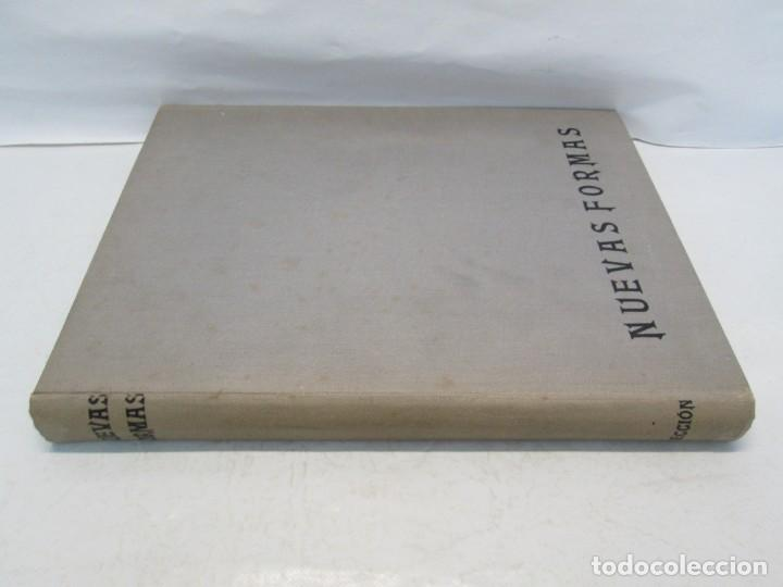 Libros de segunda mano: NUEVAS FORMAS. SELECCION REVISTA DE ARQUITECTURA Y DECORACION. VER FOTOGRAFIAS - Foto 2 - 161637922