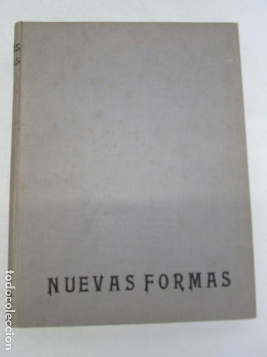 Libros de segunda mano: NUEVAS FORMAS. SELECCION REVISTA DE ARQUITECTURA Y DECORACION. VER FOTOGRAFIAS - Foto 6 - 161637922