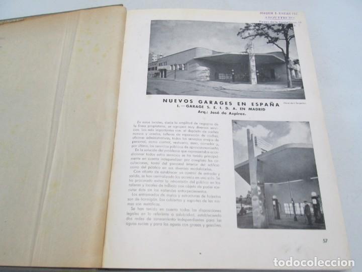 Libros de segunda mano: NUEVAS FORMAS. SELECCION REVISTA DE ARQUITECTURA Y DECORACION. VER FOTOGRAFIAS - Foto 7 - 161637922