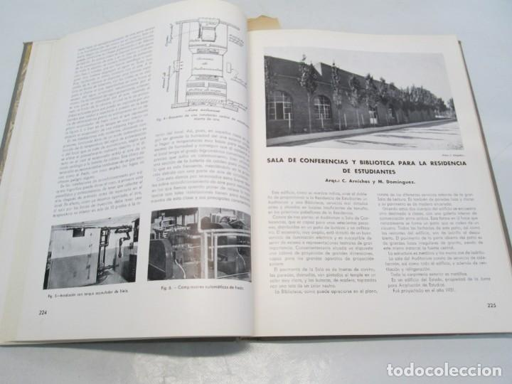 Libros de segunda mano: NUEVAS FORMAS. SELECCION REVISTA DE ARQUITECTURA Y DECORACION. VER FOTOGRAFIAS - Foto 17 - 161637922