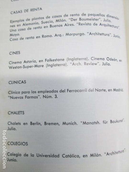 Libros de segunda mano: NUEVAS FORMAS. SELECCION REVISTA DE ARQUITECTURA Y DECORACION. VER FOTOGRAFIAS - Foto 20 - 161637922