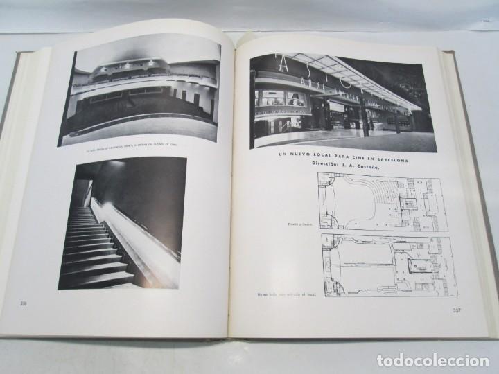 Libros de segunda mano: NUEVAS FORMAS. SELECCION REVISTA DE ARQUITECTURA Y DECORACION. VER FOTOGRAFIAS - Foto 24 - 161637922