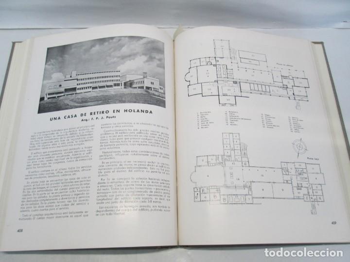 Libros de segunda mano: NUEVAS FORMAS. SELECCION REVISTA DE ARQUITECTURA Y DECORACION. VER FOTOGRAFIAS - Foto 26 - 161637922