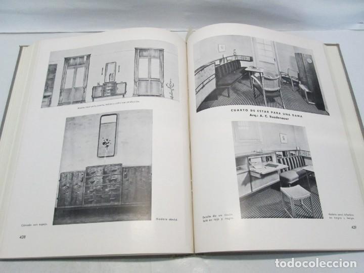 Libros de segunda mano: NUEVAS FORMAS. SELECCION REVISTA DE ARQUITECTURA Y DECORACION. VER FOTOGRAFIAS - Foto 27 - 161637922