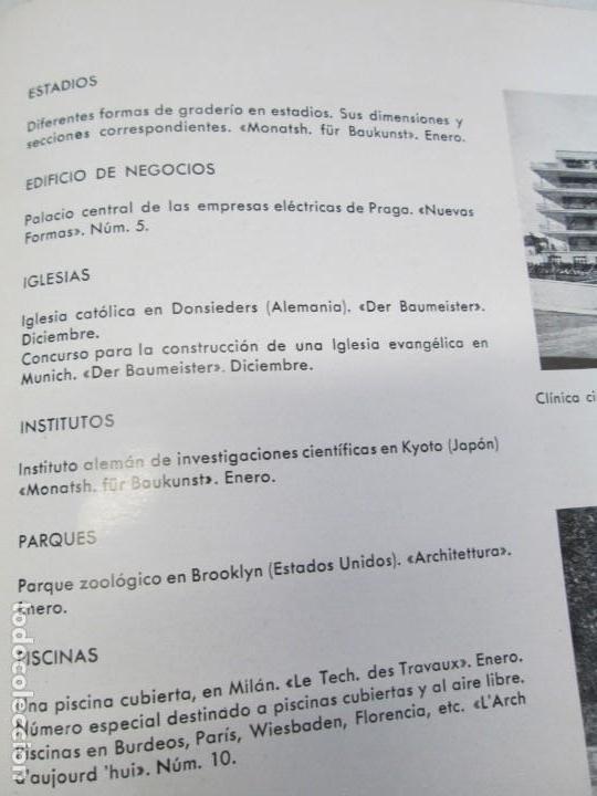 Libros de segunda mano: NUEVAS FORMAS. SELECCION REVISTA DE ARQUITECTURA Y DECORACION. VER FOTOGRAFIAS - Foto 30 - 161637922