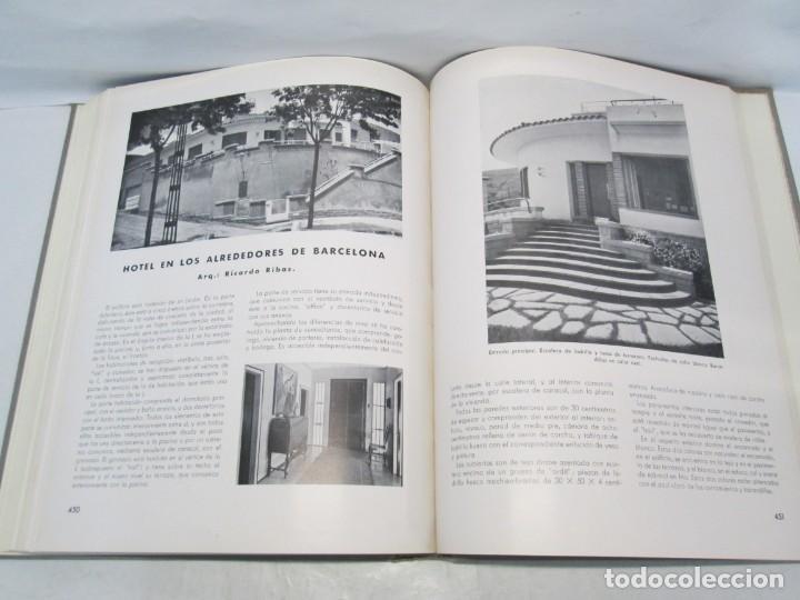 Libros de segunda mano: NUEVAS FORMAS. SELECCION REVISTA DE ARQUITECTURA Y DECORACION. VER FOTOGRAFIAS - Foto 33 - 161637922