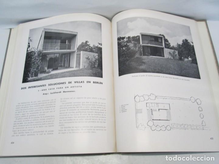 Libros de segunda mano: NUEVAS FORMAS. SELECCION REVISTA DE ARQUITECTURA Y DECORACION. VER FOTOGRAFIAS - Foto 34 - 161637922