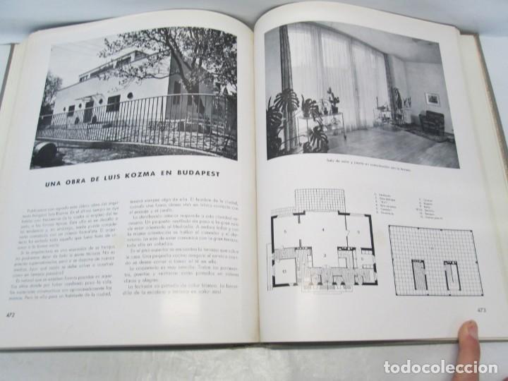 Libros de segunda mano: NUEVAS FORMAS. SELECCION REVISTA DE ARQUITECTURA Y DECORACION. VER FOTOGRAFIAS - Foto 37 - 161637922