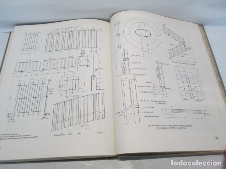 Libros de segunda mano: NUEVAS FORMAS. SELECCION REVISTA DE ARQUITECTURA Y DECORACION. VER FOTOGRAFIAS - Foto 38 - 161637922