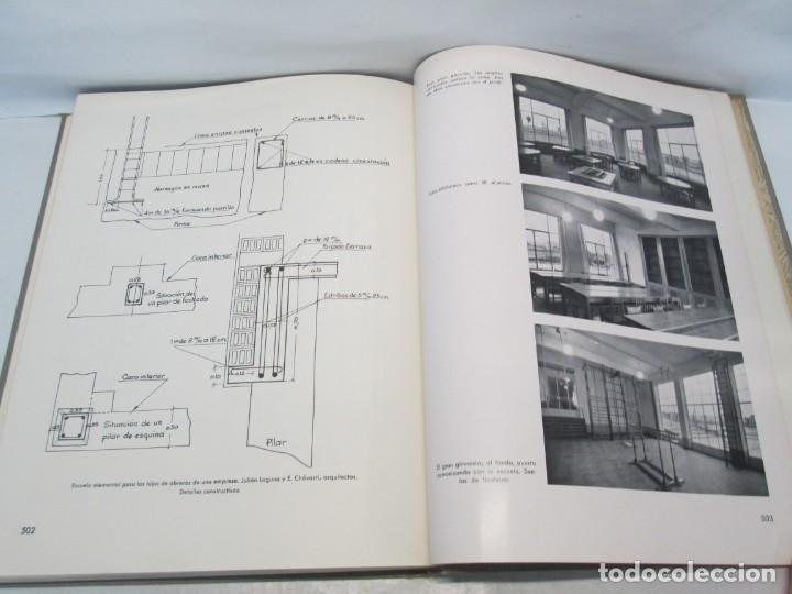 Libros de segunda mano: NUEVAS FORMAS. SELECCION REVISTA DE ARQUITECTURA Y DECORACION. VER FOTOGRAFIAS - Foto 39 - 161637922