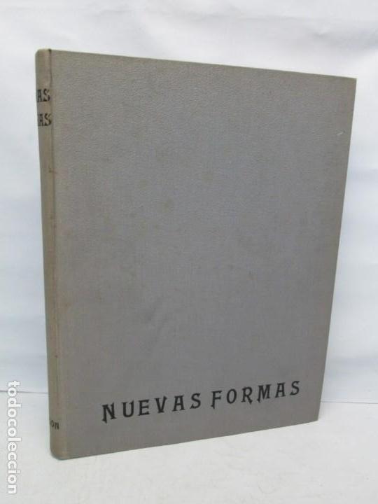 NUEVAS FORMAS. SELECCION REVISTA DE ARQUITECTURA Y DECORACION. VER FOTOGRAFIAS (Libros de Segunda Mano - Bellas artes, ocio y coleccionismo - Arquitectura)