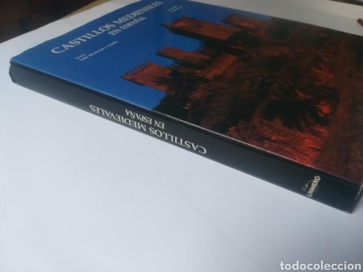 Libros de segunda mano: Fortalezas Castillos . Castillos medievales en España Luis Monreal y Tejada . Lunwerg Editores 1999 - Foto 2 - 161709366