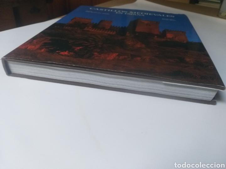 Libros de segunda mano: Fortalezas Castillos . Castillos medievales en España Luis Monreal y Tejada . Lunwerg Editores 1999 - Foto 3 - 161709366