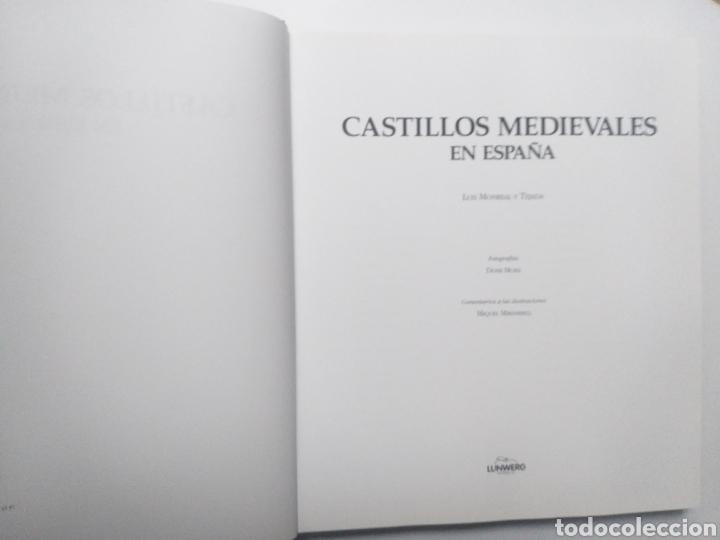 Libros de segunda mano: Fortalezas Castillos . Castillos medievales en España Luis Monreal y Tejada . Lunwerg Editores 1999 - Foto 11 - 161709366