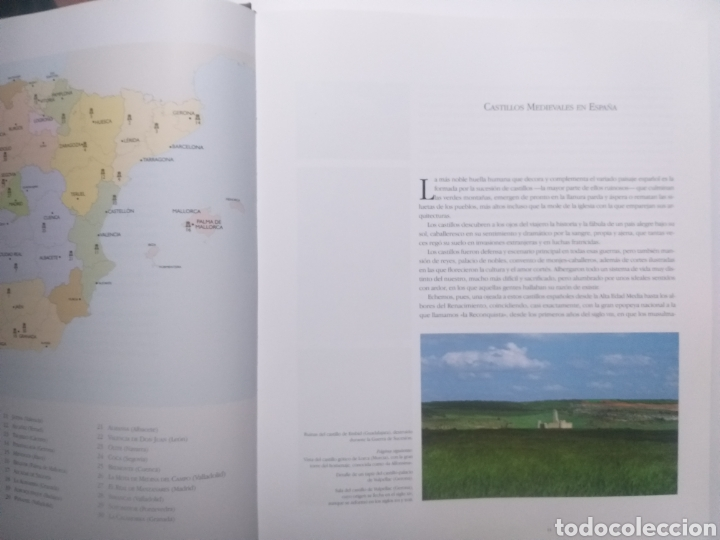 Libros de segunda mano: Fortalezas Castillos . Castillos medievales en España Luis Monreal y Tejada . Lunwerg Editores 1999 - Foto 16 - 161709366