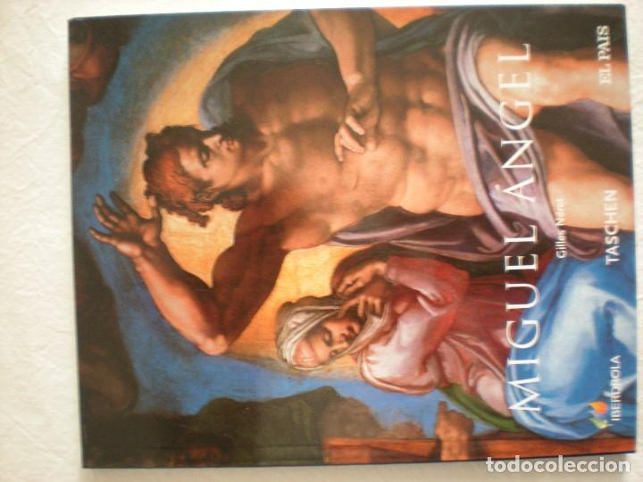 MIGUEL ANGEL (TASCHEN) GILLES NÉRET (Libros de Segunda Mano - Bellas artes, ocio y coleccionismo - Arquitectura)