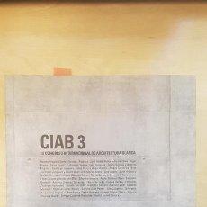 Libros de segunda mano: III CONGRESO INTERNACIÓNAL ARQUITECTURA BLANCA. CIAB 3 2008. Lote 163892030