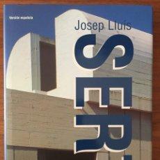 Libros de segunda mano: JOSEP LLUÍS SERT. H. KLICZKOWSKI. Lote 163931788