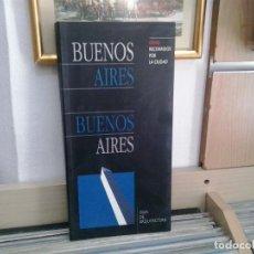 Libros de segunda mano: LMV - GUIA DE ARQUITECTURA, BUENOS AIRES. VARIOS AUTORES. Lote 163952082