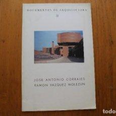Libros de segunda mano: DOCUMENTOS DE ARQUITECTURA 33. Lote 163985754