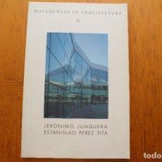 Libros de segunda mano: DOCUMENTOS DE ARQUITECTURA 30. Lote 163986162