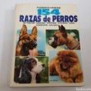 Libros de segunda mano: 154 RAZAS DE PERROS DE PASTOR GUARDA DEFENSA UTILIDAD CAZA COMPANIA GALGOS - TDK52. Lote 164937182