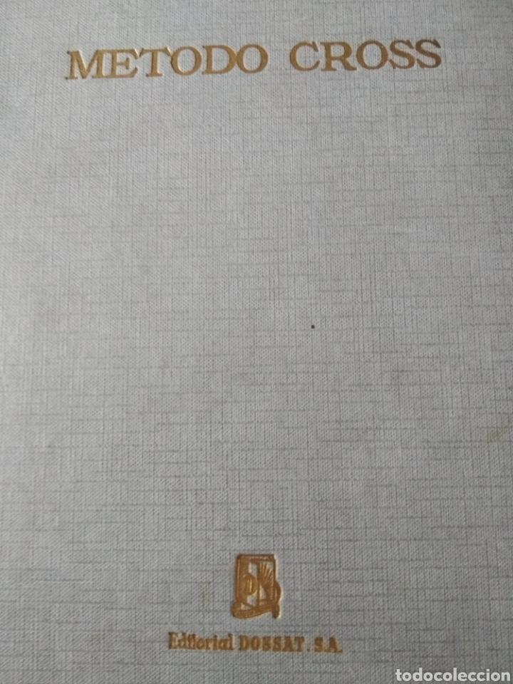 EXPOSICIÓN ELEMENTAL DEL MÉTODO CROSS. APLICACIÓN AL CÁLCULO DE ESTRUCTURAS DE EDIFICIOS. FEDERICO M (Libros de Segunda Mano - Bellas artes, ocio y coleccionismo - Arquitectura)