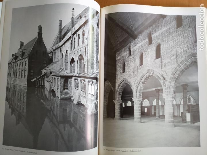 Libros de segunda mano: EDIFICIOS HOSPITALARIOS EN EUROPA DURANTE 10 SIGLOS. Historia de la arq. hospitalaria. DANKWART - Foto 5 - 165753686