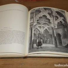 Libros de segunda mano: GRANADA Y LA ALHAMBRA. MONUMENTOS ÁRABES Y MORISCOS DE CÓRDOBA, SEVILLA Y GRANADA. 1982. . Lote 166994744