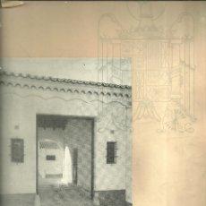 Libros de segunda mano: 68.- RECONSTRUCCION - GUERNICA-LAS ROZAS-BIELSA-OVIEDO- PITRES LA ALPUJARRA - ARQUITECTURA. Lote 167100628
