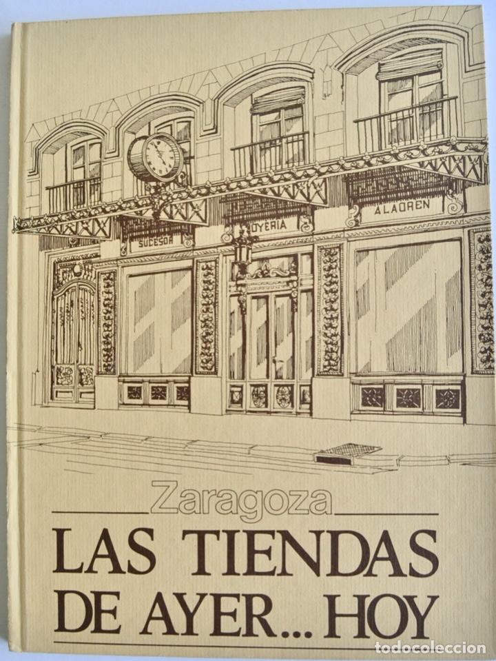 Zaragoza Las Tiendas De Ayerhoy Varios Autores El Zócalo Urbano Zaragoza1988