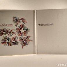 Libros de segunda mano: ARQUITECTURA DOCENTE EN CASTILLA-LA MANCHA 2003 / 2006. ISBN 9788477884392.. Lote 168637616