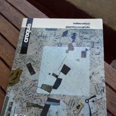 Libros de segunda mano: EL CROQUIS N° 67. BOLLES/WILSON 1900 1994 - GIGANTES/ZENGHELIS 1987/1994. EXCELENTE ESTADO. Lote 169029144