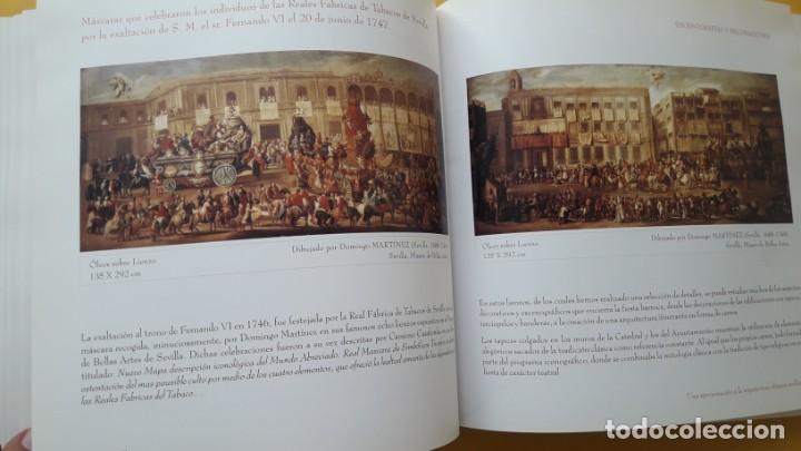 Libros de segunda mano: RITO Y FIESTA. Una aproximación a la arquitectura efímera sevillana. - Foto 9 - 169471224