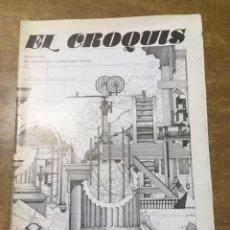 Libros de segunda mano: EL CROQUIS - NUEMERO ESPECIAL 14 - NOVIEMBRE 1983 - ENERO 1984. Lote 169868848
