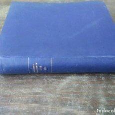 Libros de segunda mano: MODERNE BAUFORMEN III 1941 COMPENDIO DE ARQUITECTURA Y DISEÑO ALEMANES LIBRO EN ALEMÁN. Lote 170064464