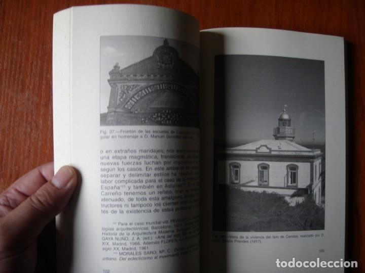 Libros de segunda mano: LIBRO VILLAS Y GRANDES CASAS EN CARREÑO ARQUITECTURA NO POPULAR ENTRE 1875 Y 1936 - Foto 3 - 170099472