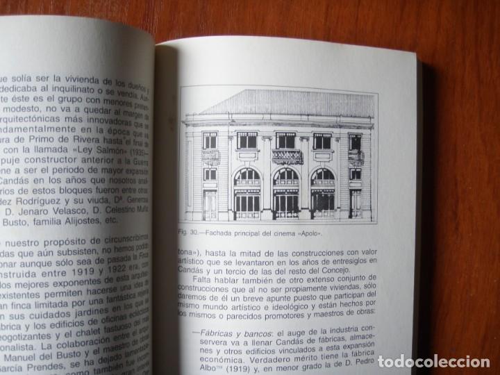 Libros de segunda mano: LIBRO VILLAS Y GRANDES CASAS EN CARREÑO ARQUITECTURA NO POPULAR ENTRE 1875 Y 1936 - Foto 5 - 170099472