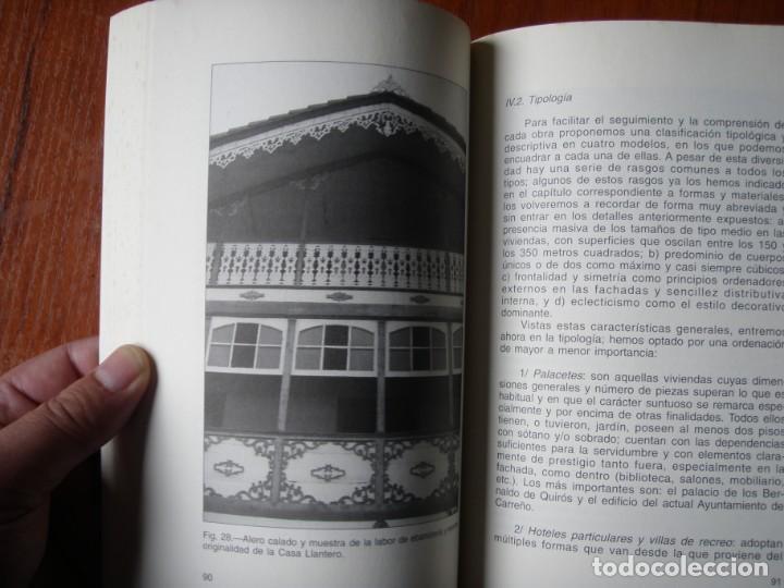 Libros de segunda mano: LIBRO VILLAS Y GRANDES CASAS EN CARREÑO ARQUITECTURA NO POPULAR ENTRE 1875 Y 1936 - Foto 6 - 170099472