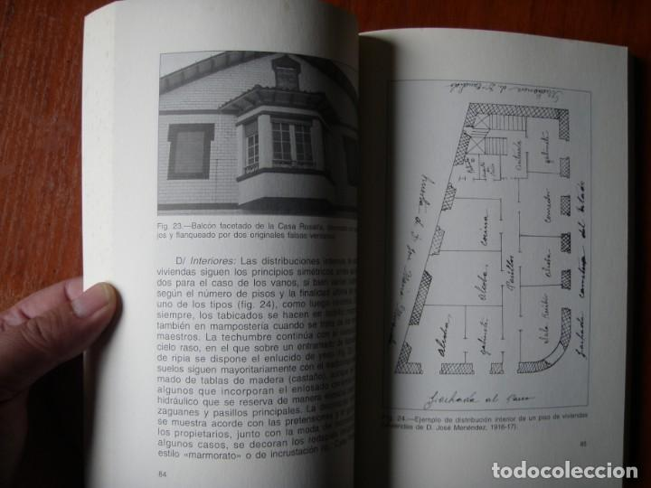 Libros de segunda mano: LIBRO VILLAS Y GRANDES CASAS EN CARREÑO ARQUITECTURA NO POPULAR ENTRE 1875 Y 1936 - Foto 7 - 170099472