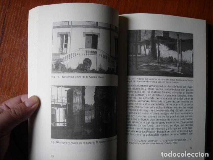 Libros de segunda mano: LIBRO VILLAS Y GRANDES CASAS EN CARREÑO ARQUITECTURA NO POPULAR ENTRE 1875 Y 1936 - Foto 8 - 170099472
