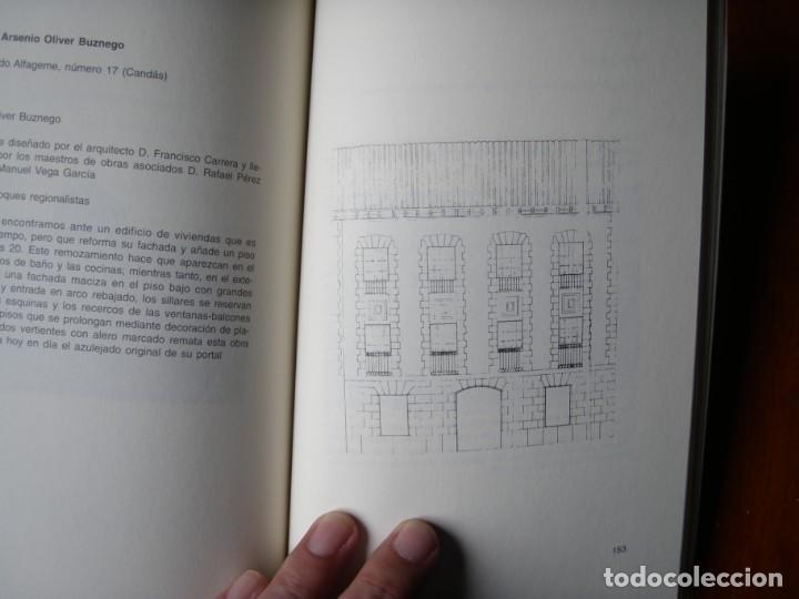 Libros de segunda mano: LIBRO VILLAS Y GRANDES CASAS EN CARREÑO ARQUITECTURA NO POPULAR ENTRE 1875 Y 1936 - Foto 10 - 170099472