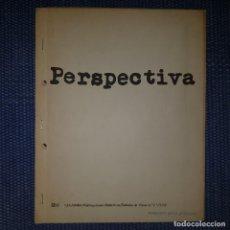 Libros de segunda mano: PERSPECTIVA - ARQUITECTURA -. Lote 170446236