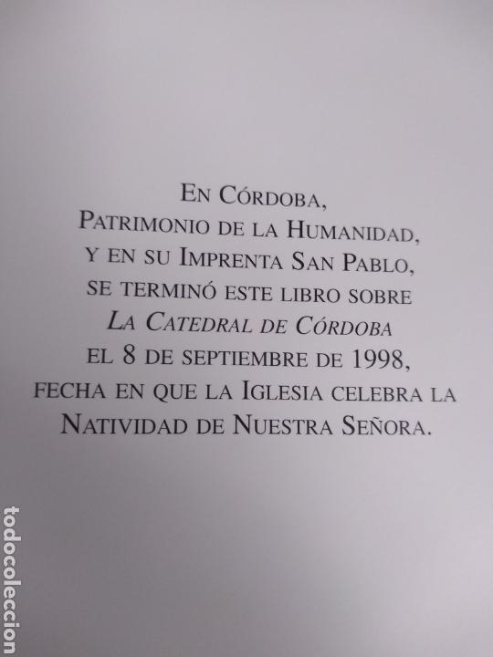 Libros de segunda mano: La Catedral de Córdoba - Foto 2 - 168616322